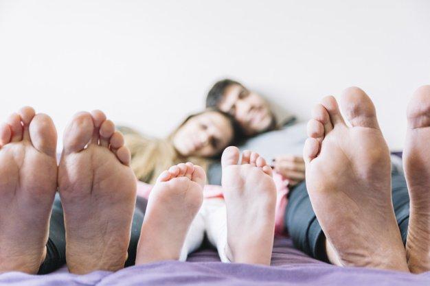 3 Factors Causing Foot Pain